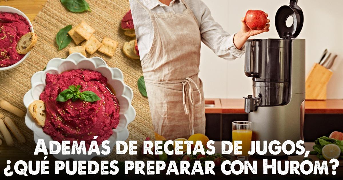 recetas de jugos, hurom, coldpress, cold press, jugos verdes para bajar de peso